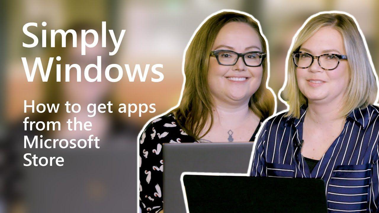 Windows Microsoft, App, Windows