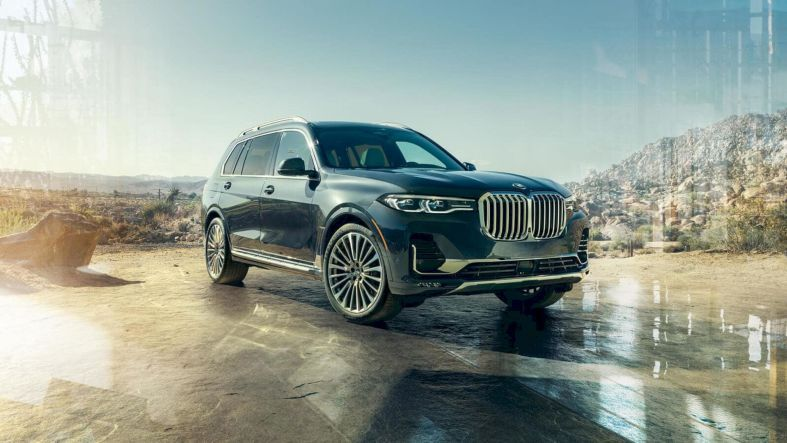BMW X7 SAV With Unrivaled Power Comes the Euphoria of