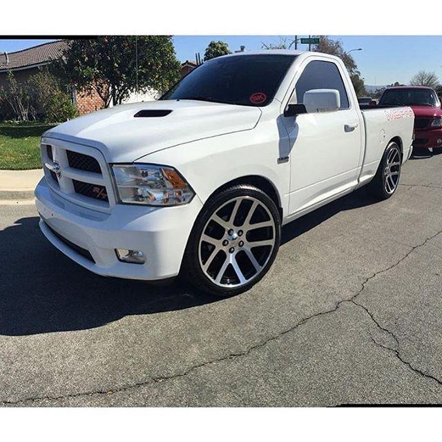 Dodge Trucks, SUVs, And Vans