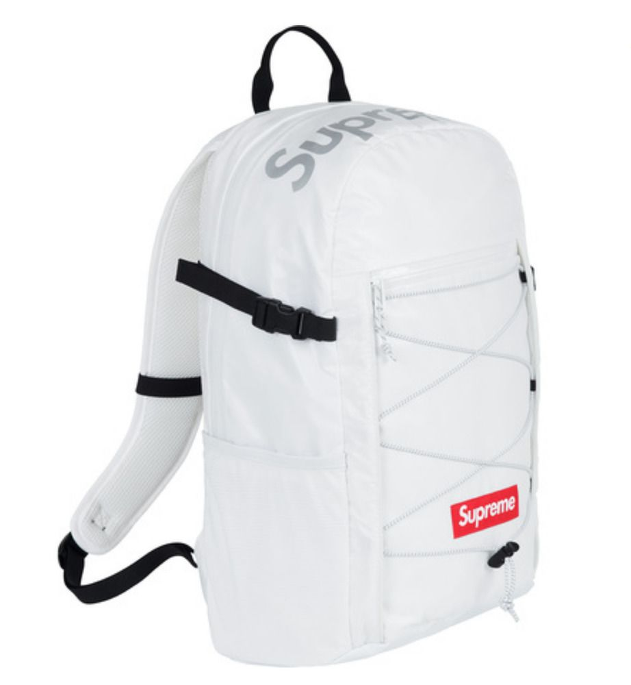 e0926f72 Supreme 3M Backpack Shoulder bag Repeat Reflective FW16/17 #fashion  #clothing #shoes #accessories #mensaccessories #bags (ebay link)