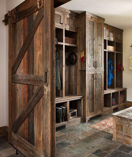 Western Laundry Room Decor