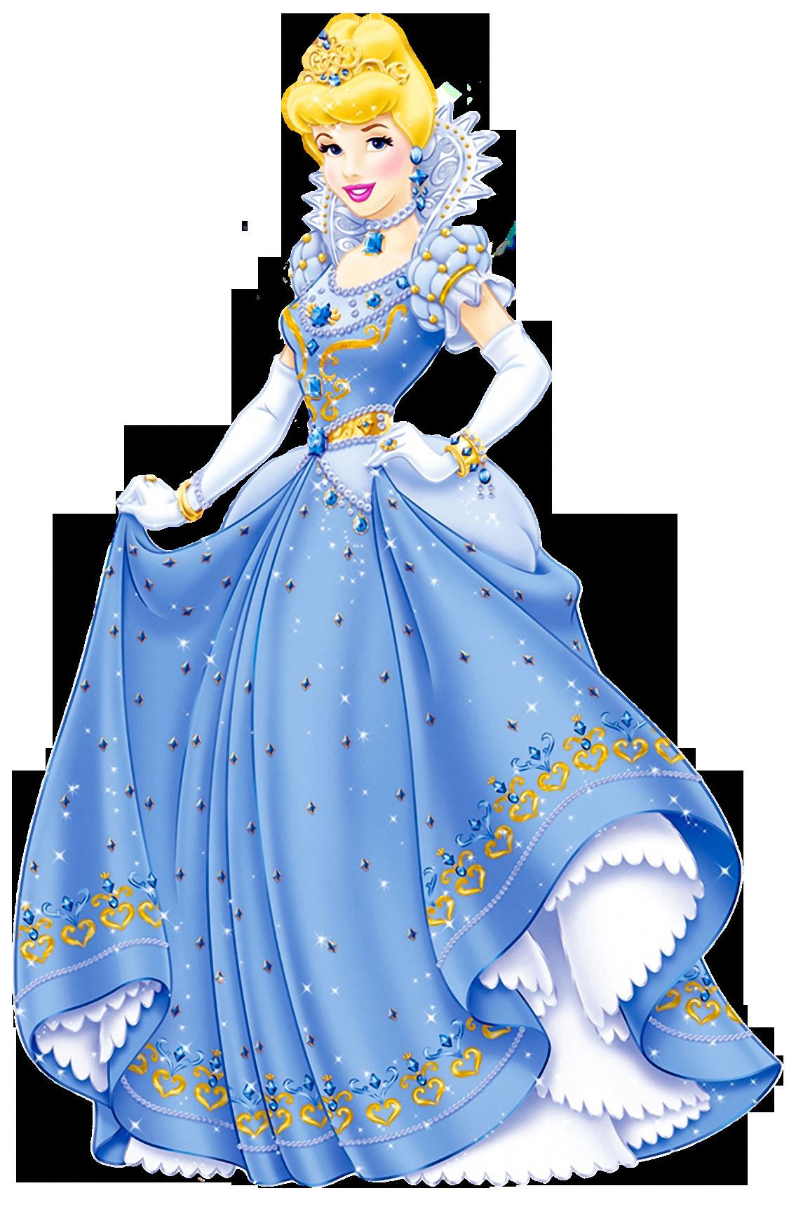 Transparent Princess Png Clipart Cinderella Disney Princess Png