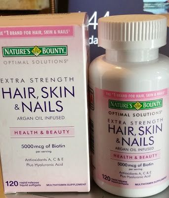 Pre Review Nature S Bounty Hair Skin Nails Updated Nail Vitamins Vitamins For Skin Hair And Nails Vitamins