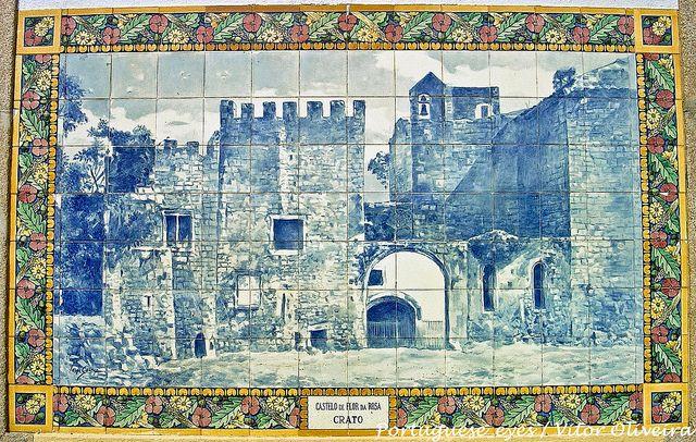 Train Station Vale do Peso to #Marvao -  - Portugal by Portuguese_eyes, via Flickr   #Alentejo #Portugal