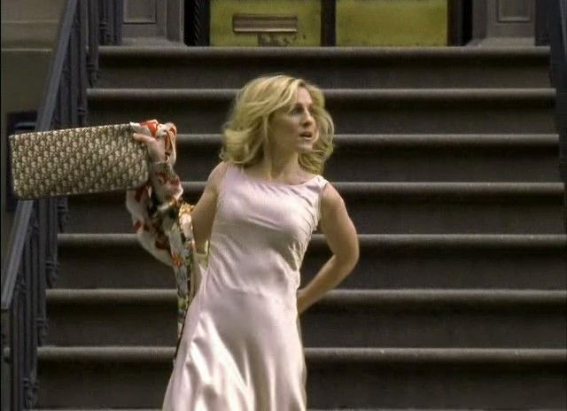 Carrie Bradshaw Hair Season 6 Episode 1 Google Search Carrie Bradshaw Hair Carrie Bradshaw Fashion