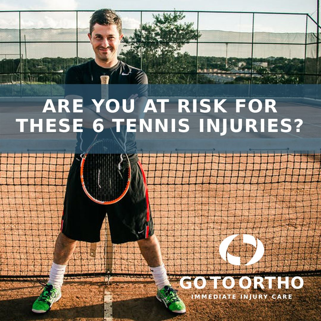 How to prevent and treat six common tennis injuries go