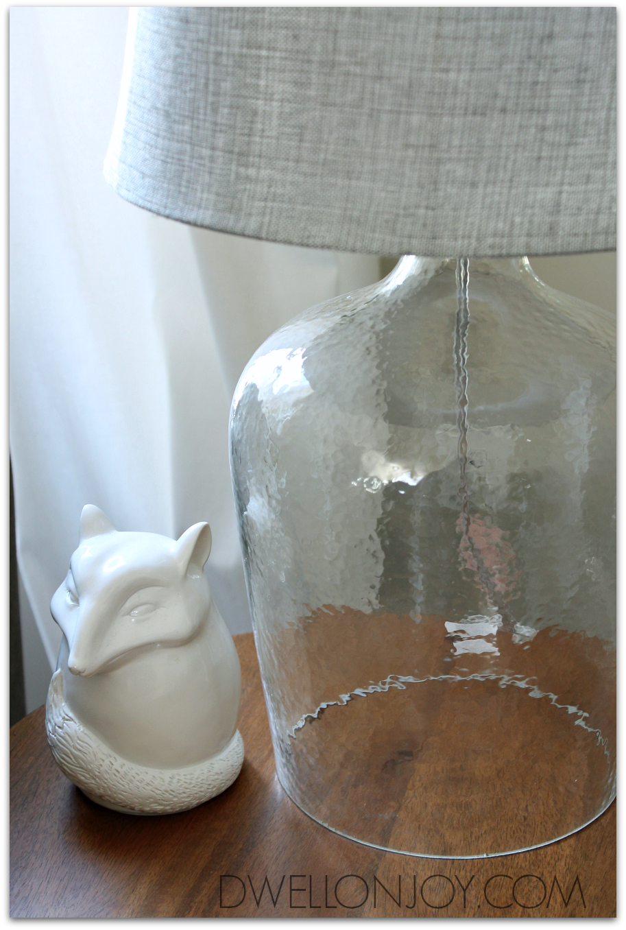 Clear Jug Lamp Base (Threshold Artisan Jug Lamp Base From Target)