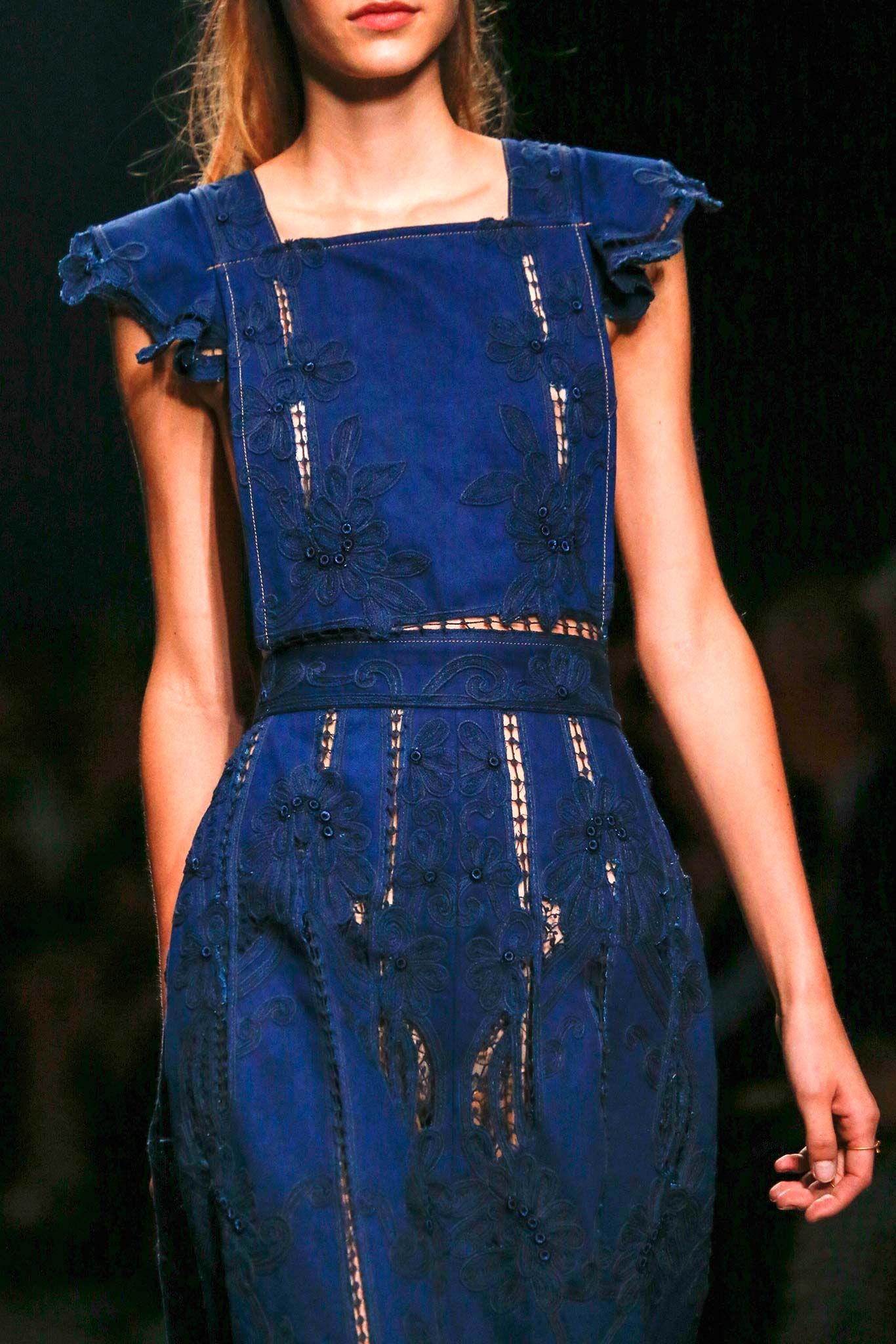 valentino spring 2015 front row pinterest spring