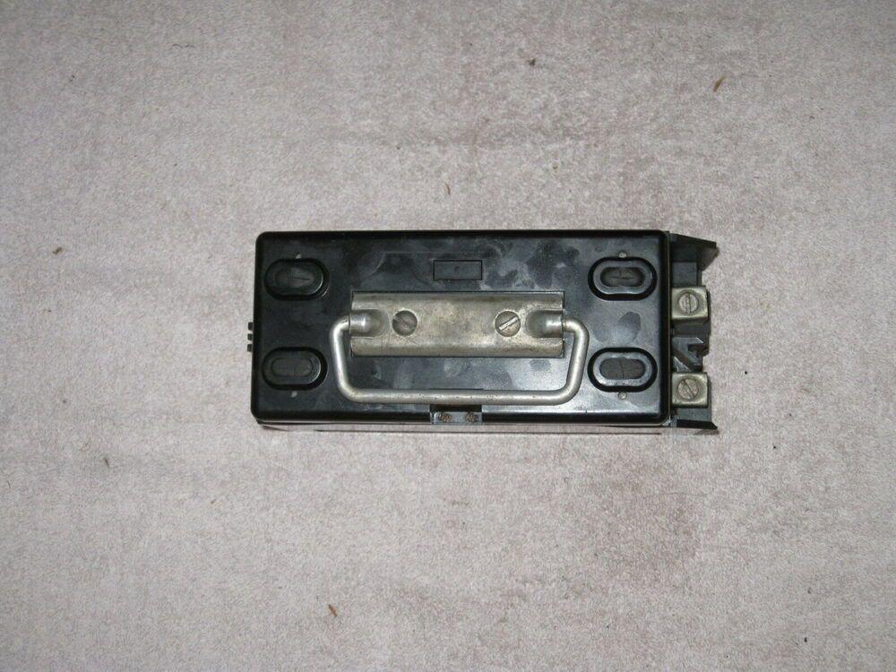 federal fuse box ebay sponsored fpe federal pacific 100 amp fuse box holder w 2  pacific 100 amp fuse box holder