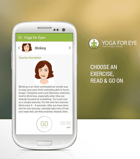 We all know how important it is to keep our bodies fit by doing things like going to the gym, jogging, and swimming. But, did you know that you can exercise your eyes as well?<br>       Eye exercising will keep your eyes healthy and help minimize eyestrain.<p>        Note that these steps are not meant to improve your vision, but rather to maintain your best eyesight level during the day and prevent significant further vision deterioration.<p>Self-help programs of eye exercises that claim to…