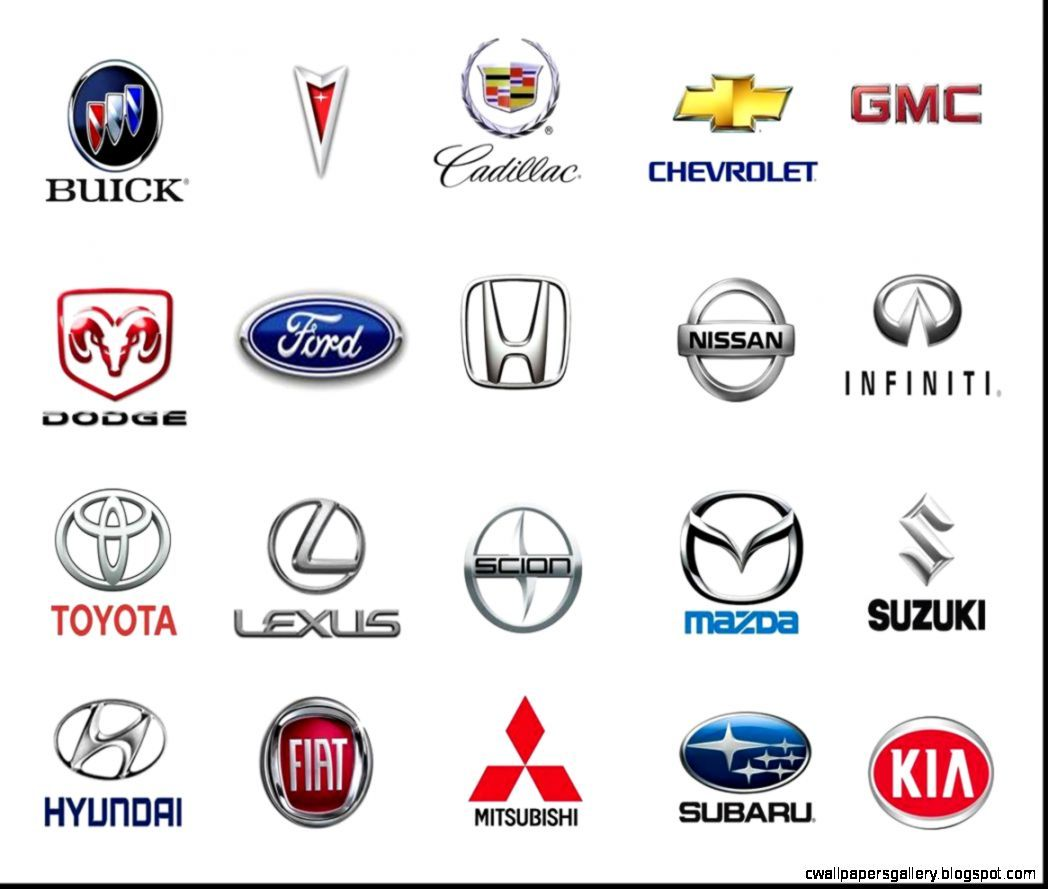 Luxury Car Brands List Wallpapers Gallery Car Brands Logos Car Logos Luxury Car Brands