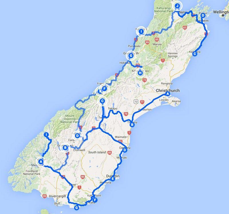 Road Trip Neuseeland 10 Blogger Verraten Dir Die Besten Routen