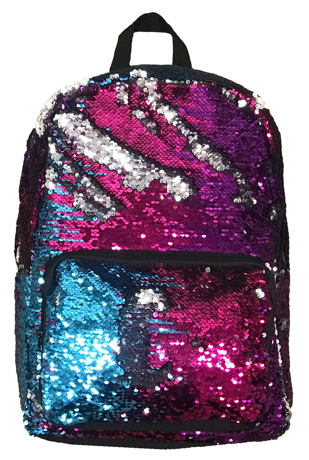 b0c5cf2454 Color Changing Sequin Backpack - Multi-Color Mix in 2019
