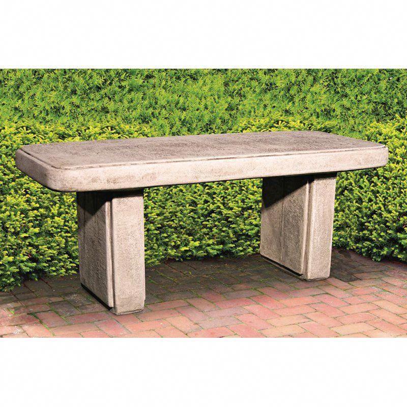 Outdoor Henri Studio Traditional Garden Bench