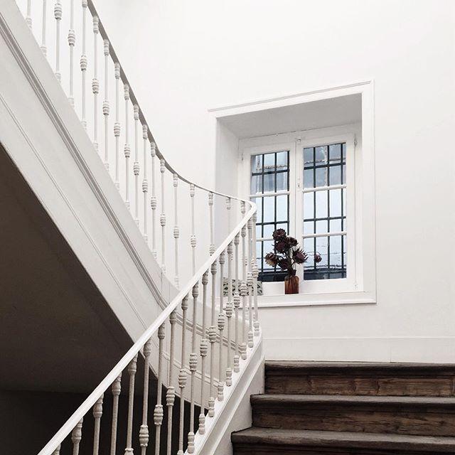 Iron Stair Railing, Stairs