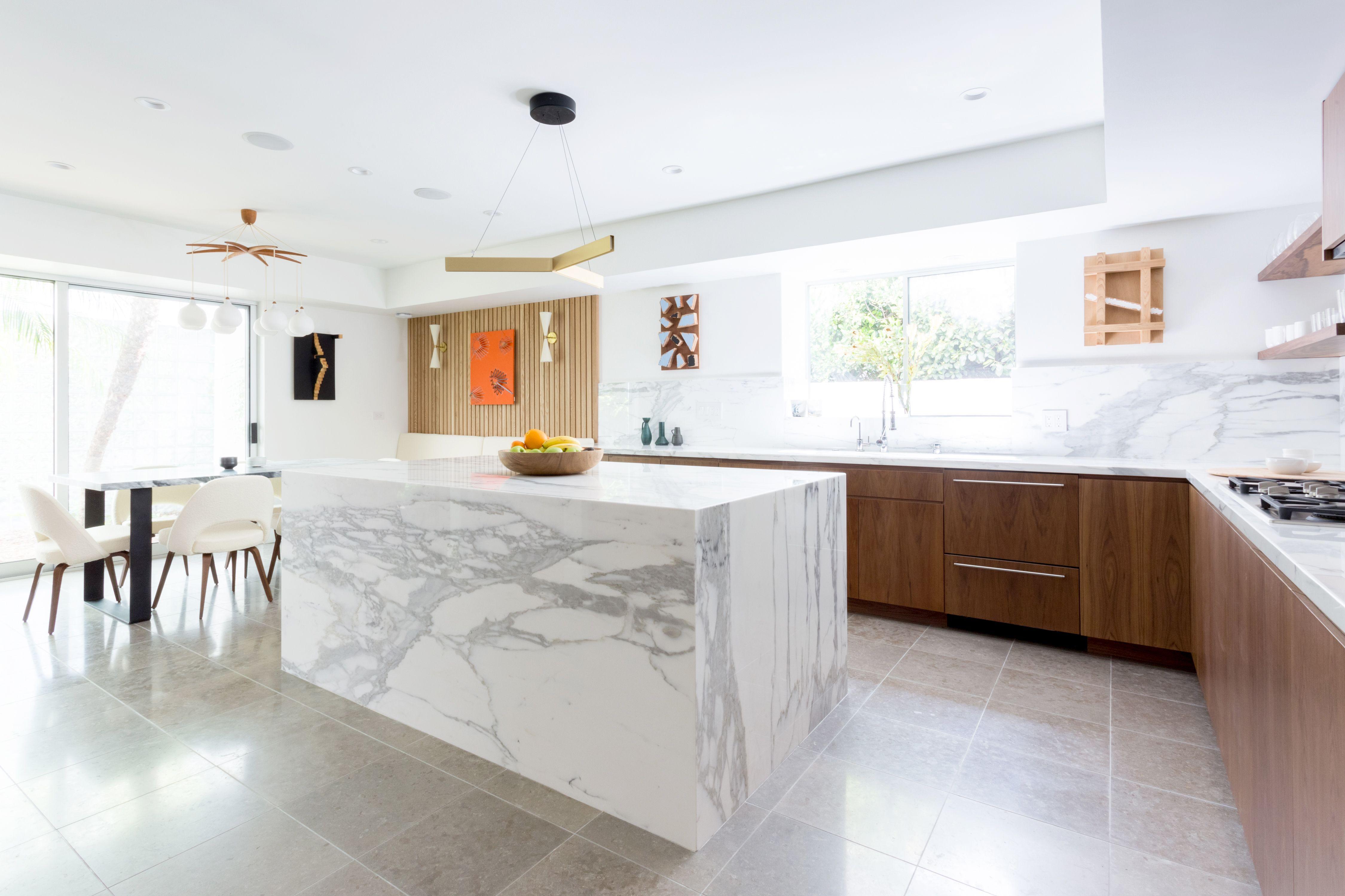 Santa Monica Kitchen Modern Marble Kitchen Contemporary Kitchen Kitchen Design M kitchen santa monica