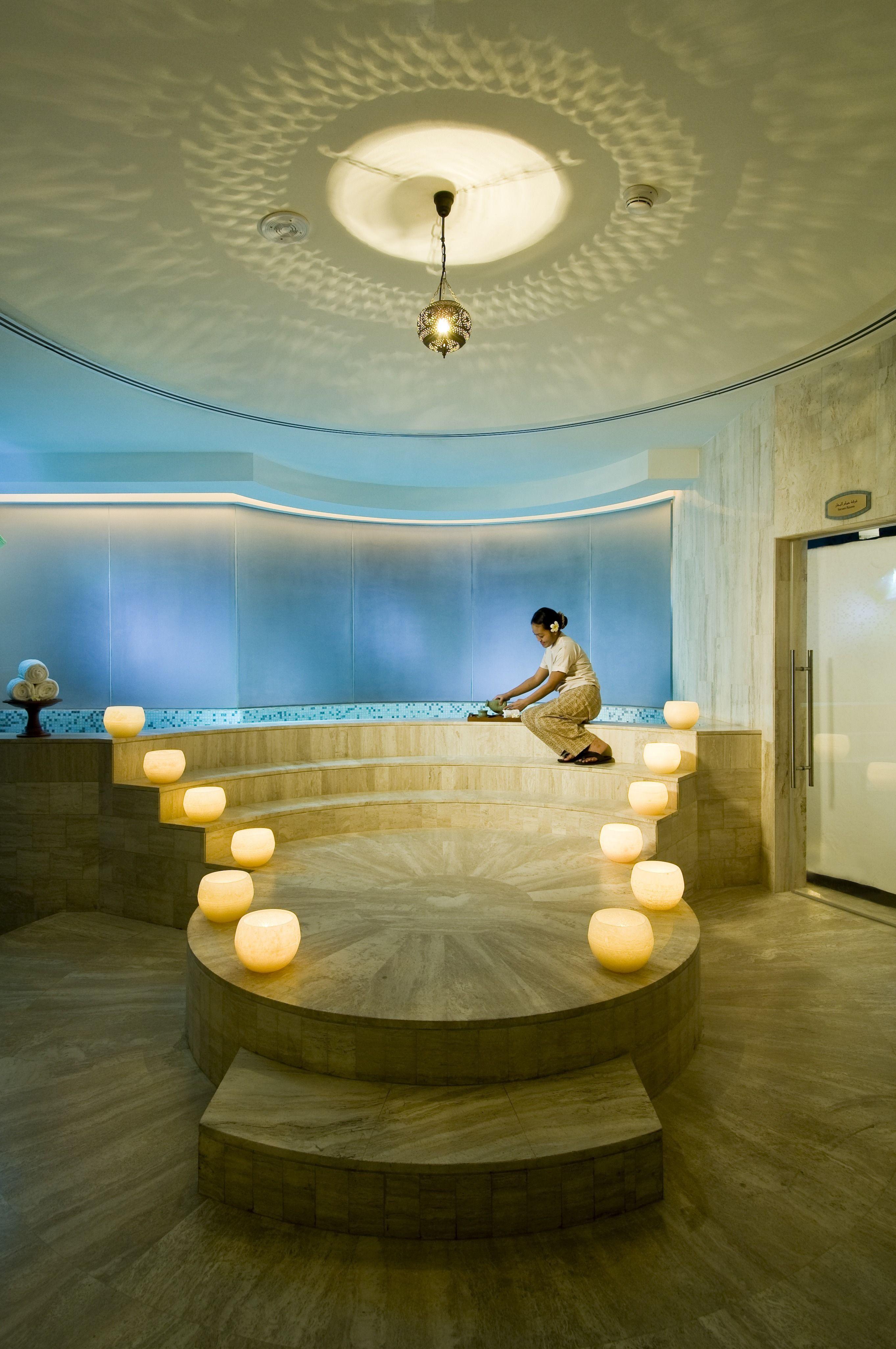 Hotel Dubai #dubai #spa #luxury Spa Gym Pool In