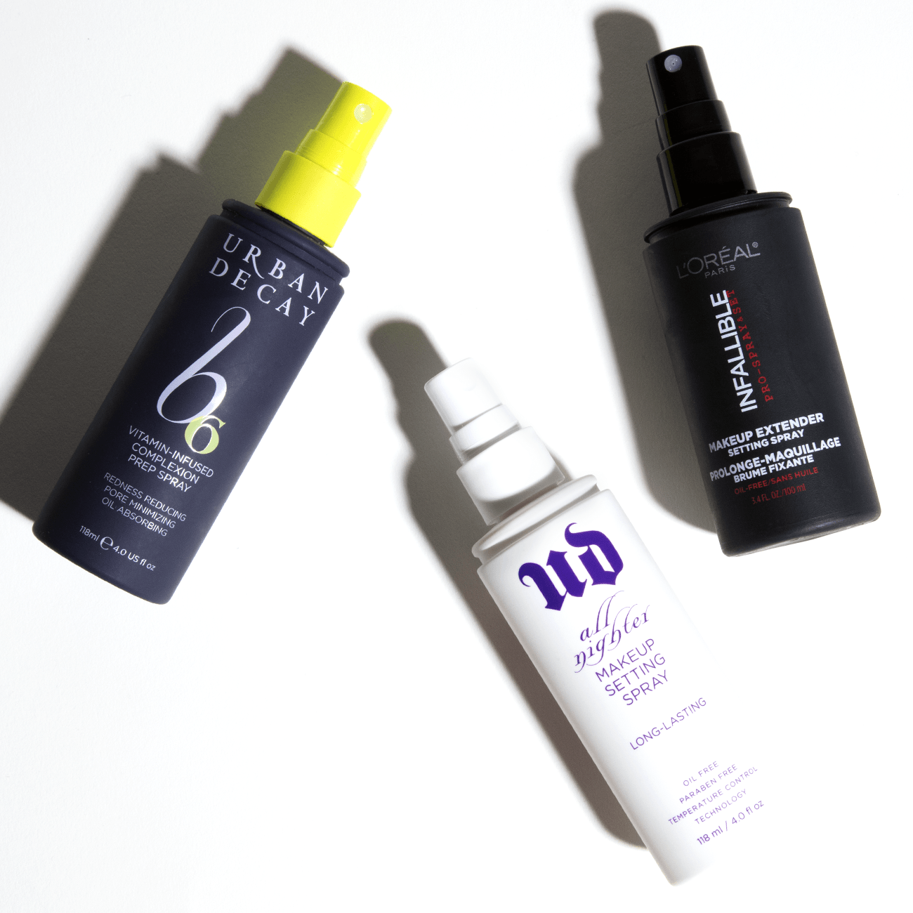 Why Setting Spray Is The Key To Makeup That Lasts All Day