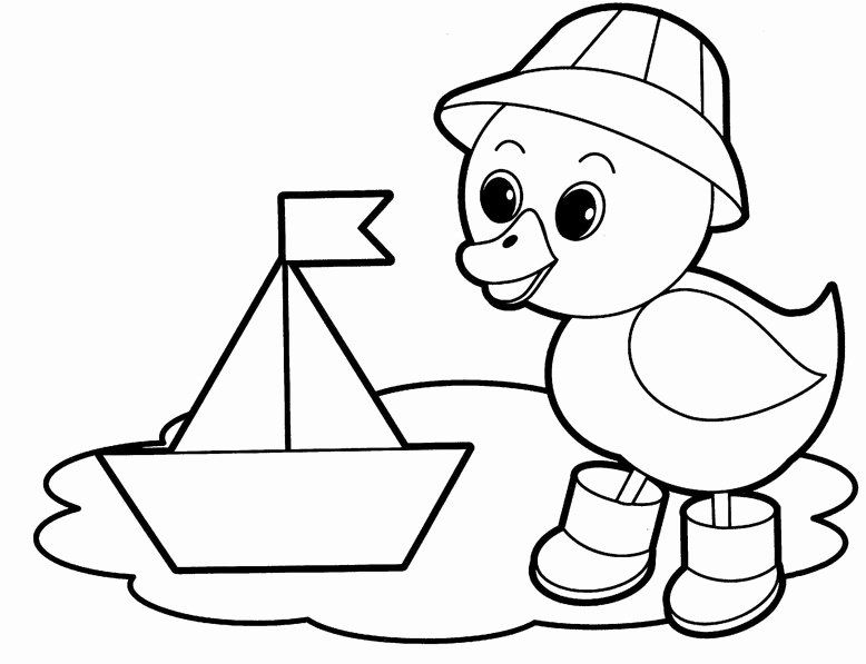 21 Coloring Books for 2 Year Olds in 2020 | Animal ...