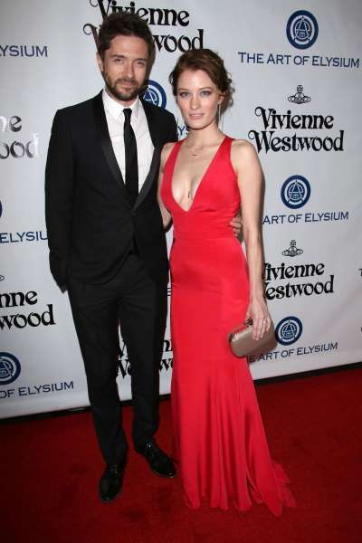 Celebrity weddings of 2016: Topher Grace wed actress Ashley Hinshaw in a private  ceremony in