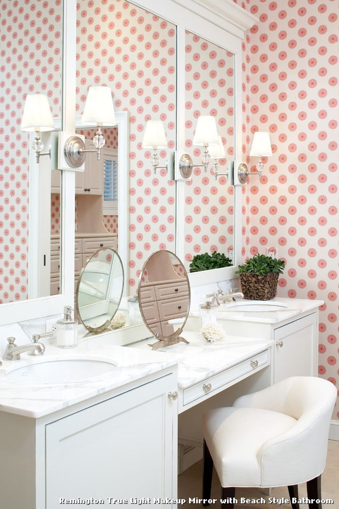 Remington True Light Makeup Mirror Tablecloth Pinterest