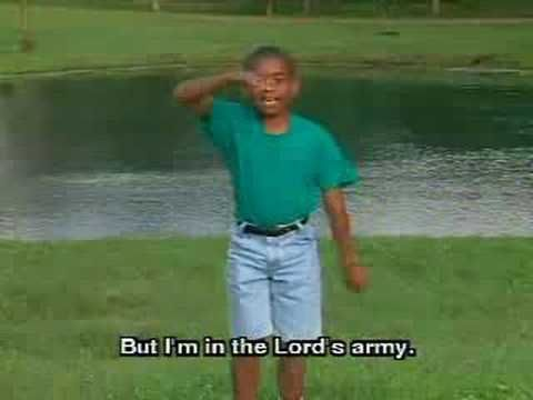 Cedarmont Kids - I'm In The Lord's Army | vbs | Music, Army, Lord