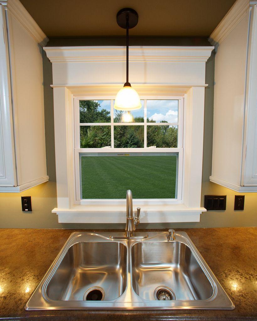 Craftsman window treatments - Craftsman Window Treatment Flickr Photo Sharing