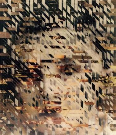 "Saatchi Art Artist Samin Ahmadzadeh; Collage, ""Memento"" #art"