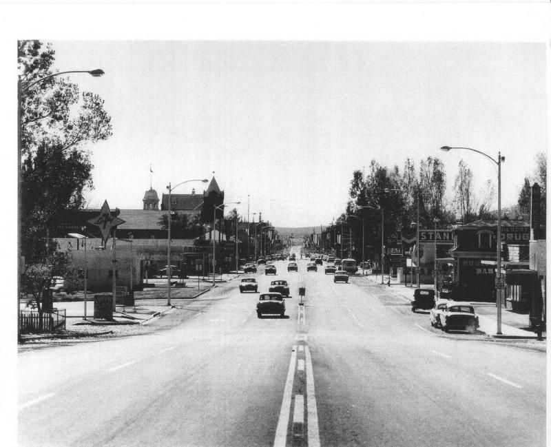 Old Carson City 1960s With Images Carson City Virginia City