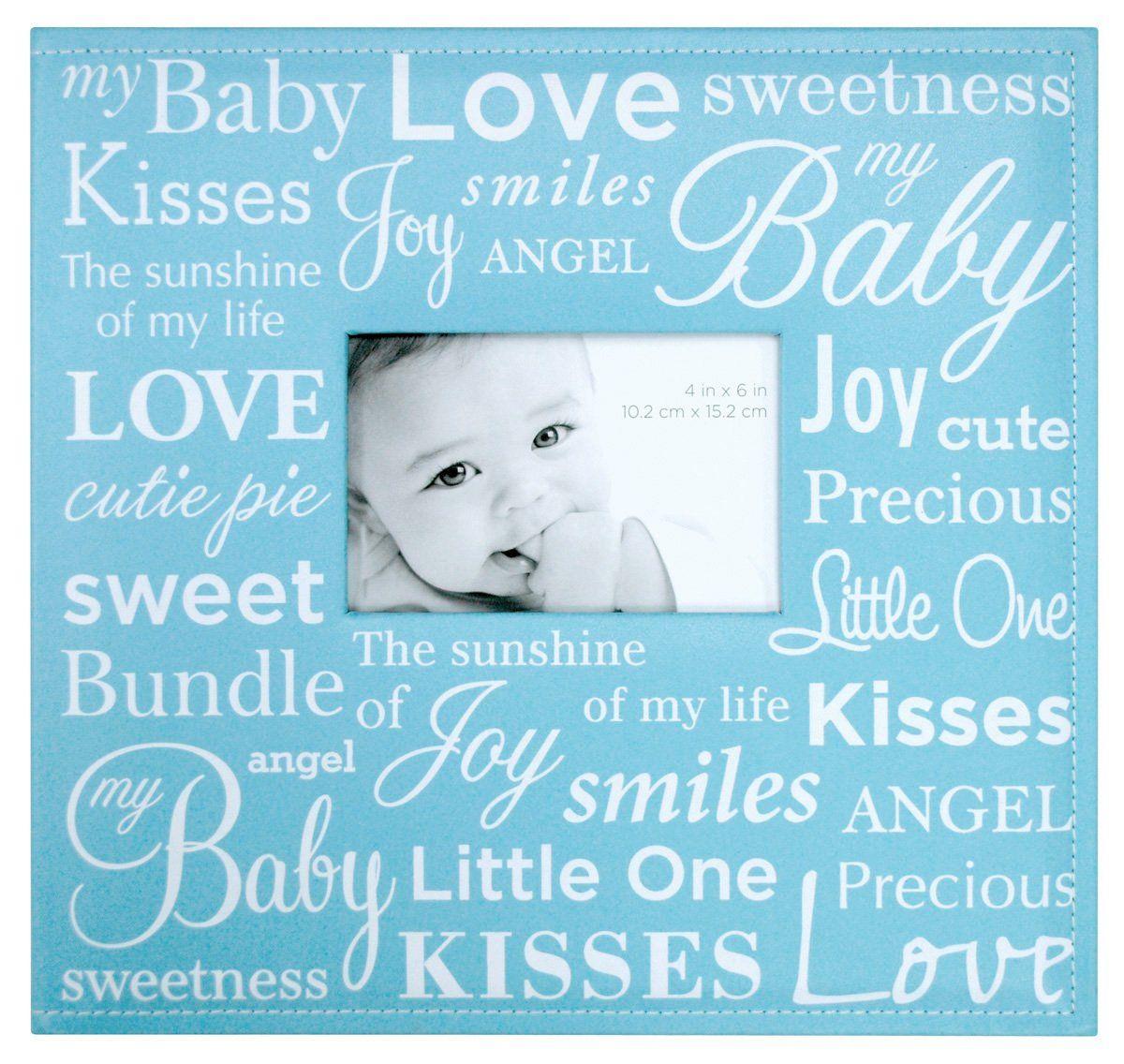 MCS MBI 850032 Scrapbook Album Baby Blue 13.2 X 12.5 Album 12 by 12-Inch Page