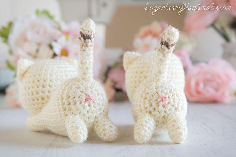 Ravelry: AmiCats Siamese Cat pattern by June Gilbank | 532x799