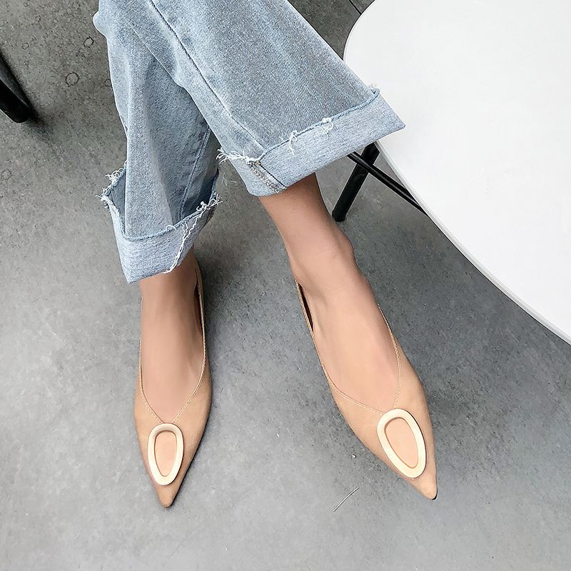 Chiko Kathy Pointed Toe Block Heels