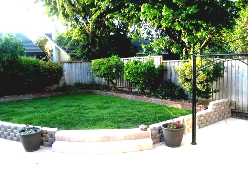 Yard Landschaftsbau Ideen Auf Einem Budget Kleinen Hinterhof Landschaft  Billig #Gartendeko