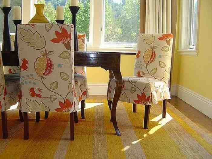 Dining Room Chair Seat Covers Patterns Dining Room Chair Covers