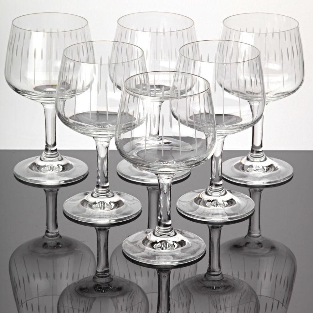 Weißweingläser 6 weingläser weißweingläser zwiesel glas 60er jahre vintage gläser