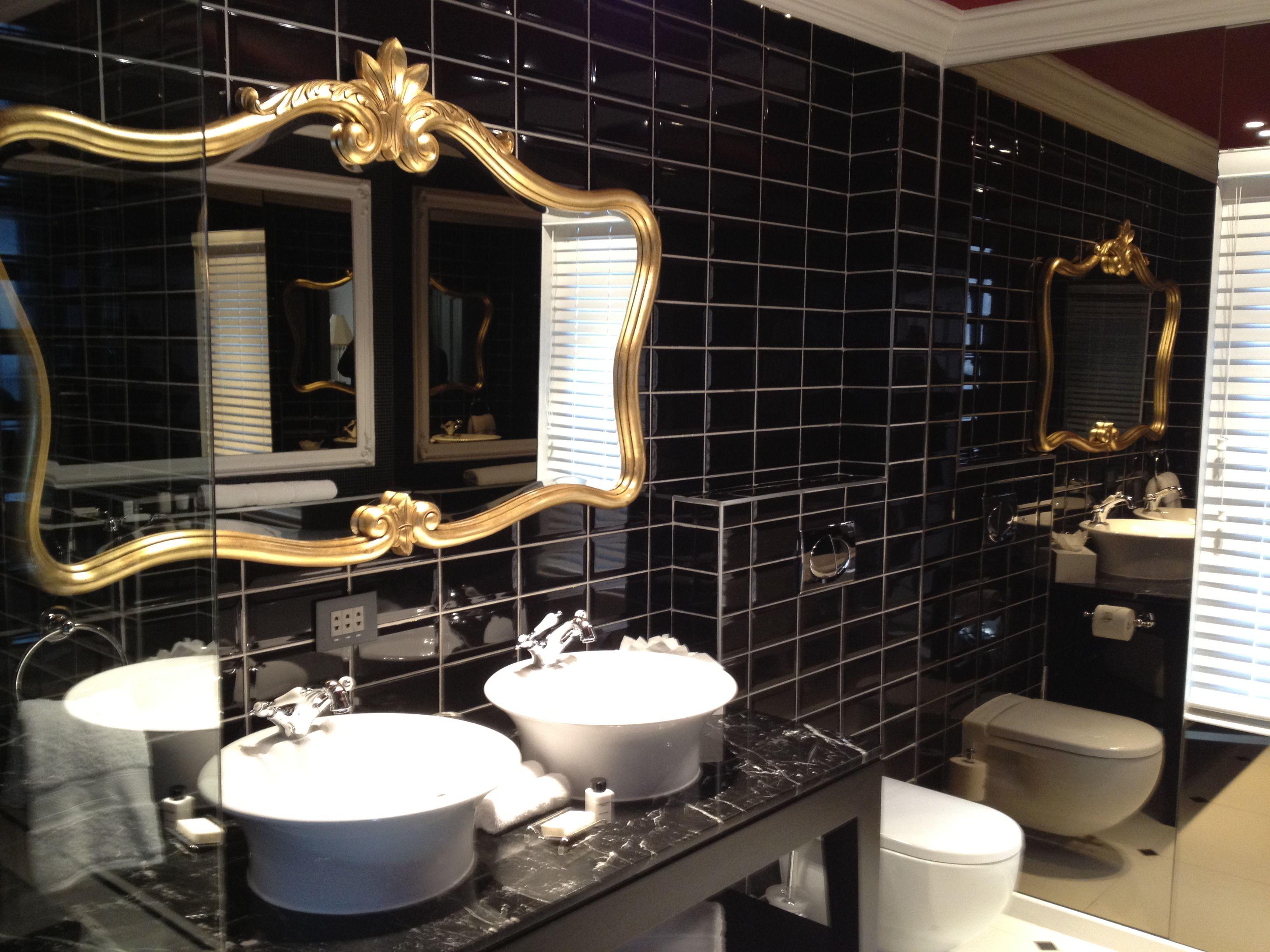Nightclub Bathrooms Google Search Gold Bathroom Decor