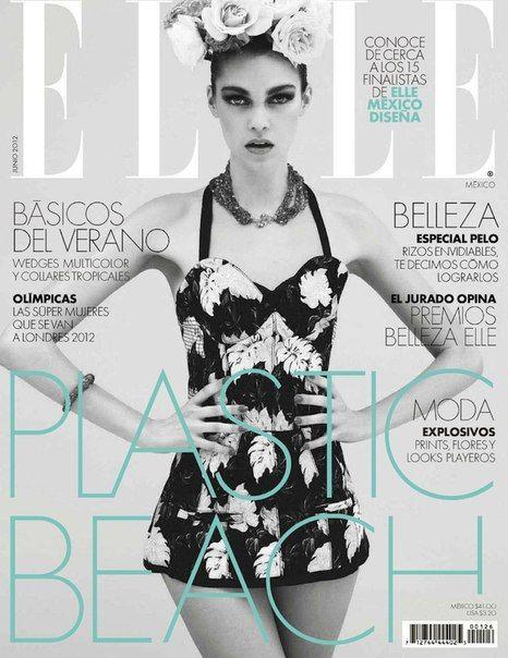 Gara Noel   Gorka Postigo #photography   Elle Mexico June 2012