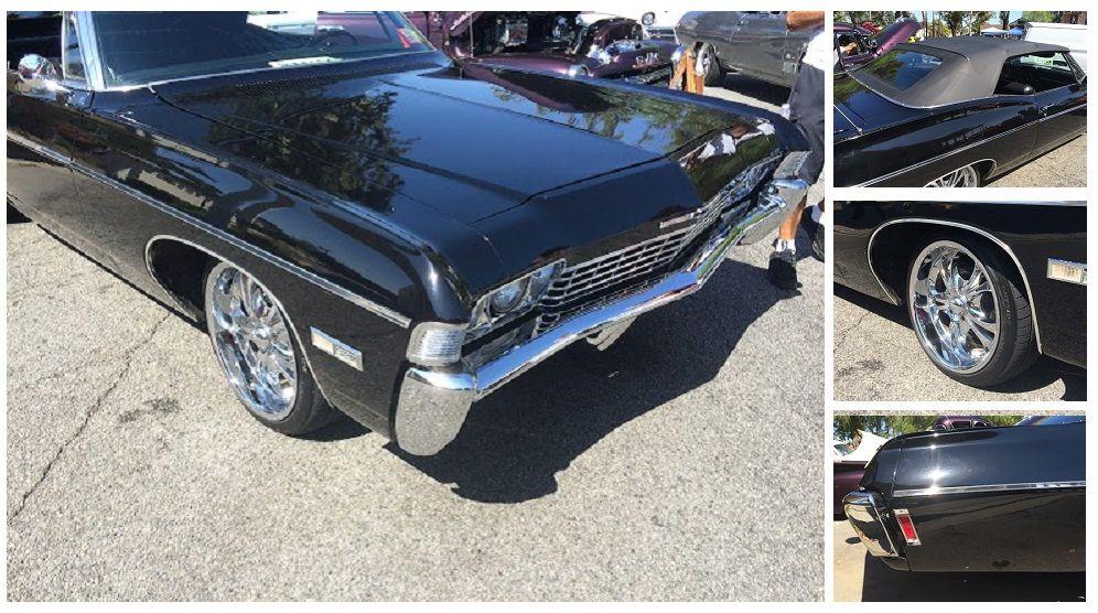 1968 CHEVROLET Impala, Full-size Pass Cars Parts Restoration