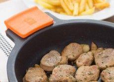 Receta De Solomillo De Pavo En Salsa De Naranja Y Mostaza Recetas De Solomillo Solomillo De Pavo Recetas Con Carne