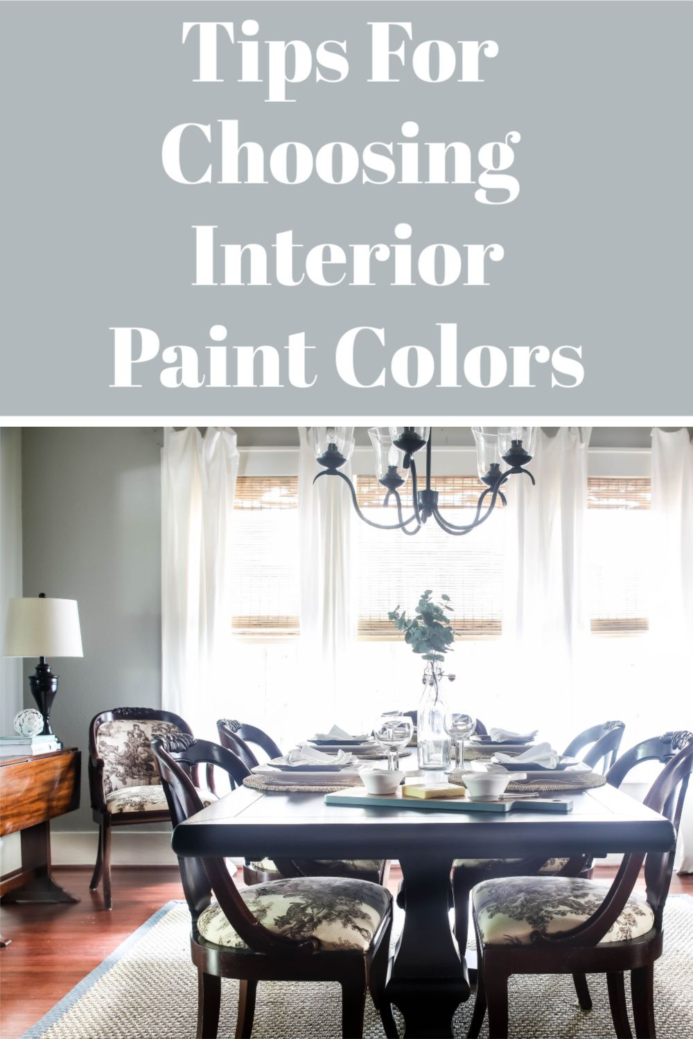 tips for choosing interior paint colors with images on choosing paint colors interior id=82629
