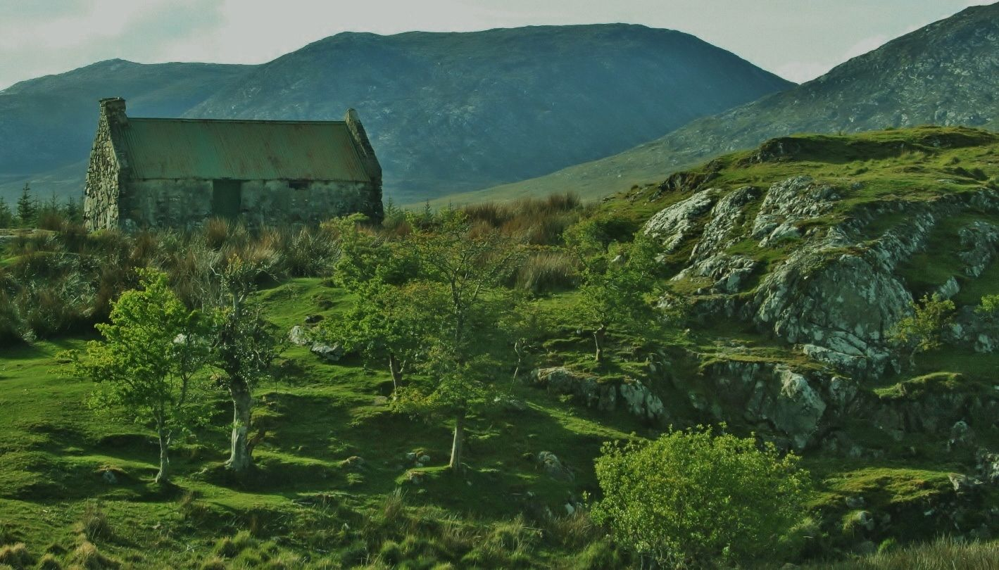 County Galway County galway, Natural landmarks, Northern