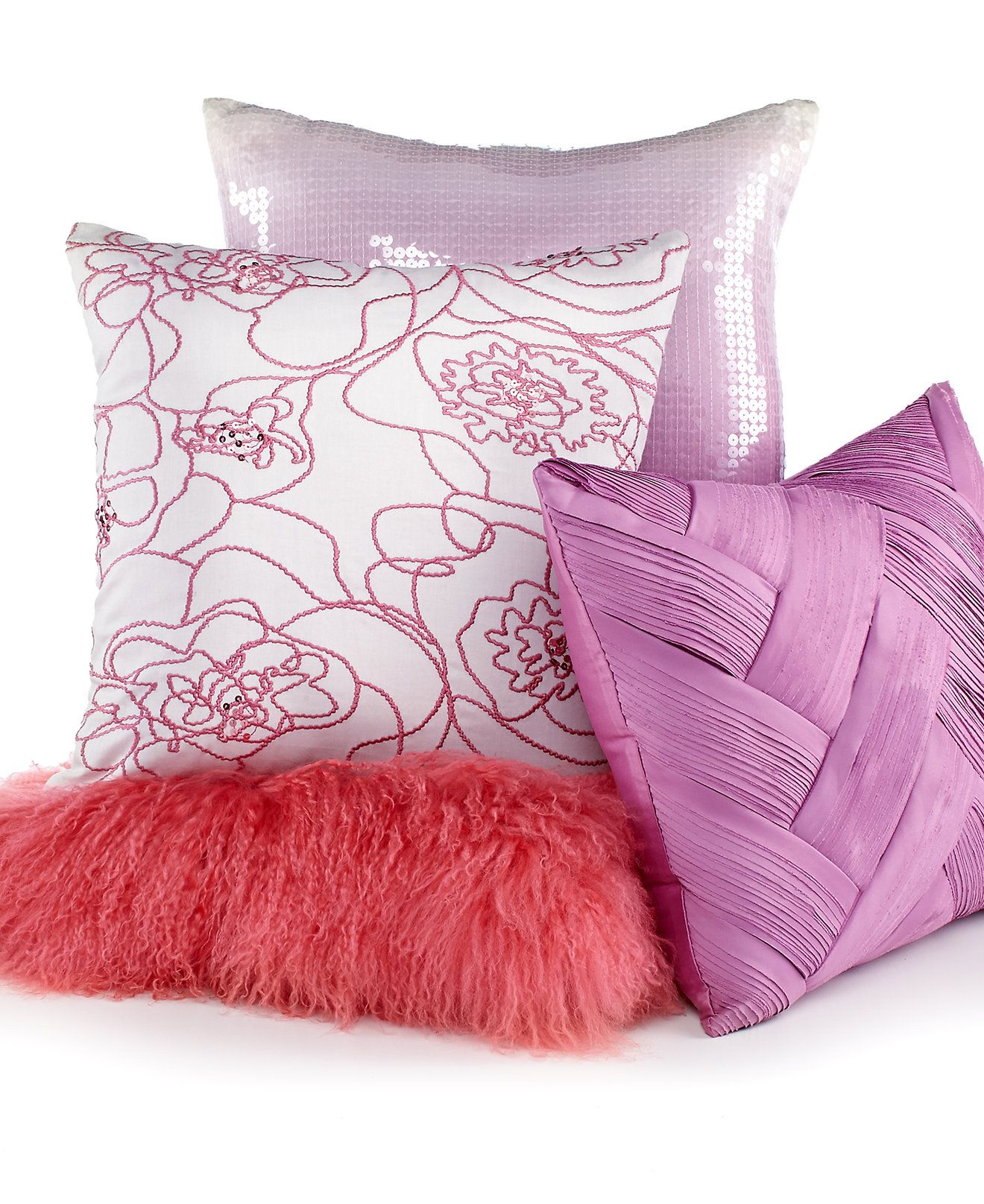 Macy's Decorative Pillows Extraordinary Inc International Concepts Ava Decorative Pillow Collection Inspiration