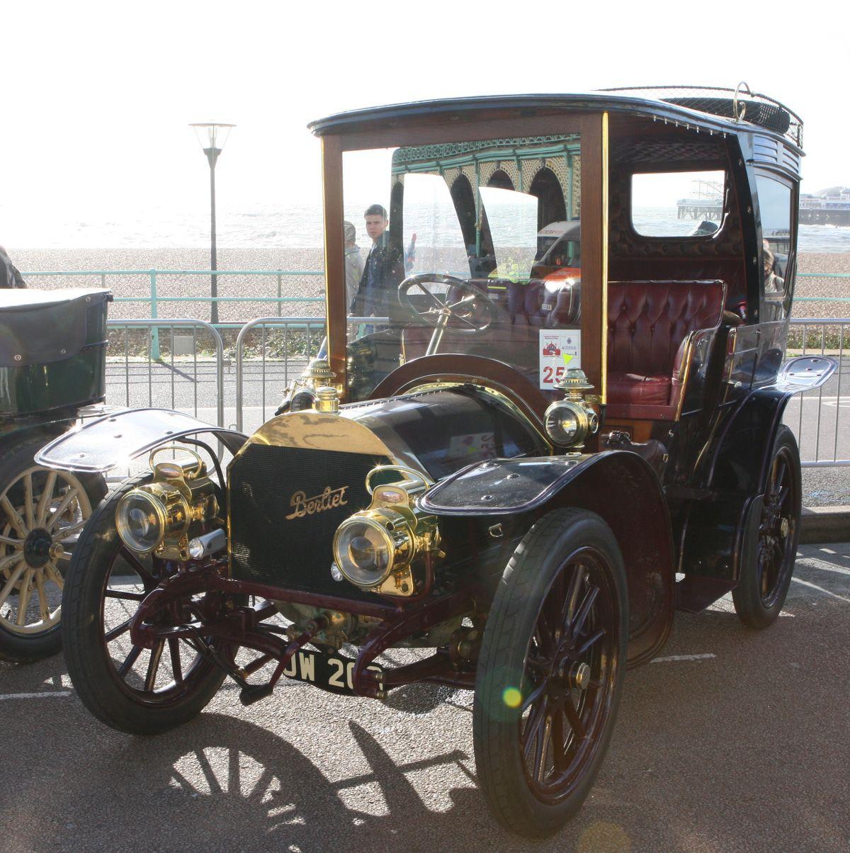 Mr Arturo Keller S 1903 4 Cylinder 20 Hp Closed Swing Seat Tonneau Bodied Berliet Antique Cars Vintage Cars Swing Seat