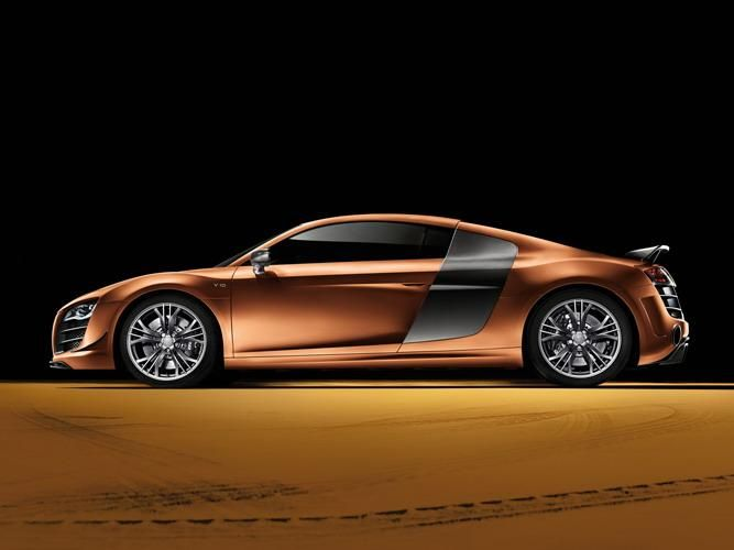 Audi R8 Limited Edition for China