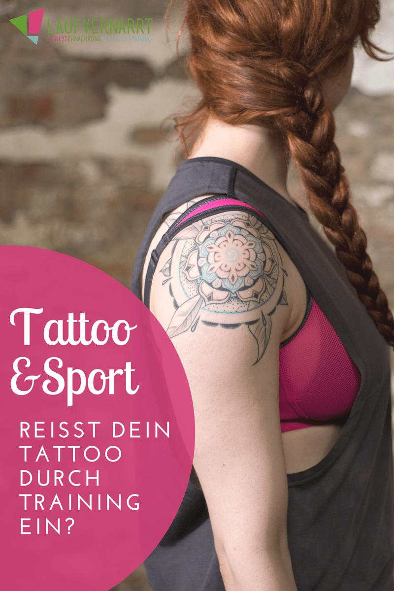 Tattoo Und Sport