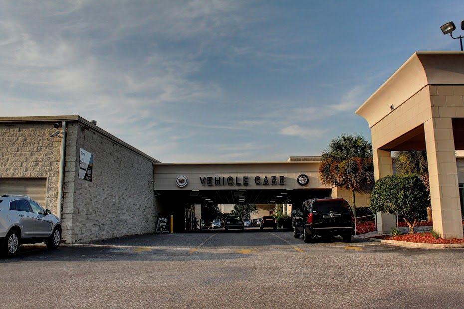 Pin On Fields Cadillac Jacksonville
