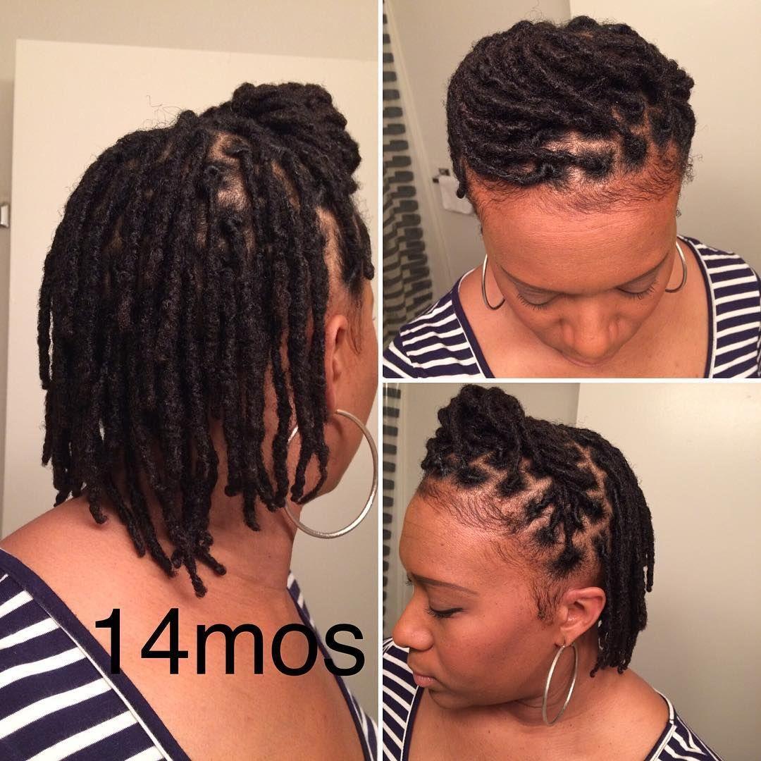 Starterlocs Short Locs Hairstyles Natural Hair Styles Short Dreadlocks Styles
