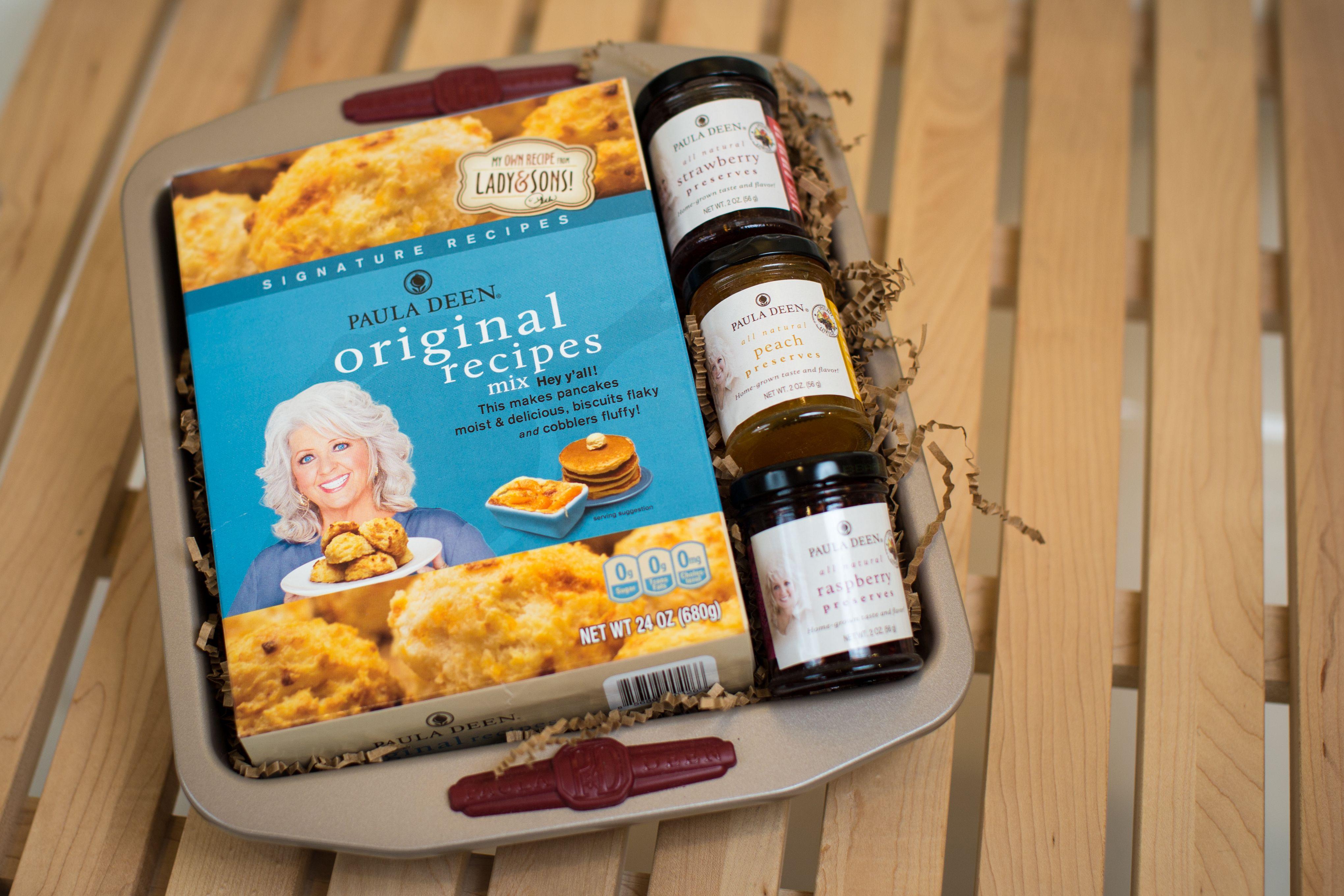 Paula Deen Gift Baskets available at Paula Deen\'s Family Kitchen | A ...