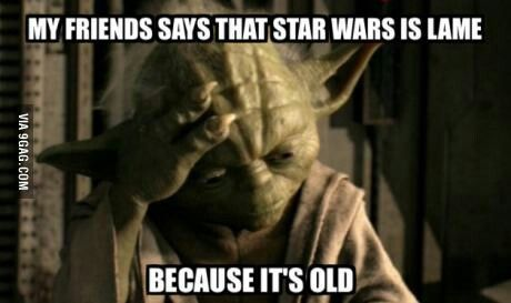 Star wars for life