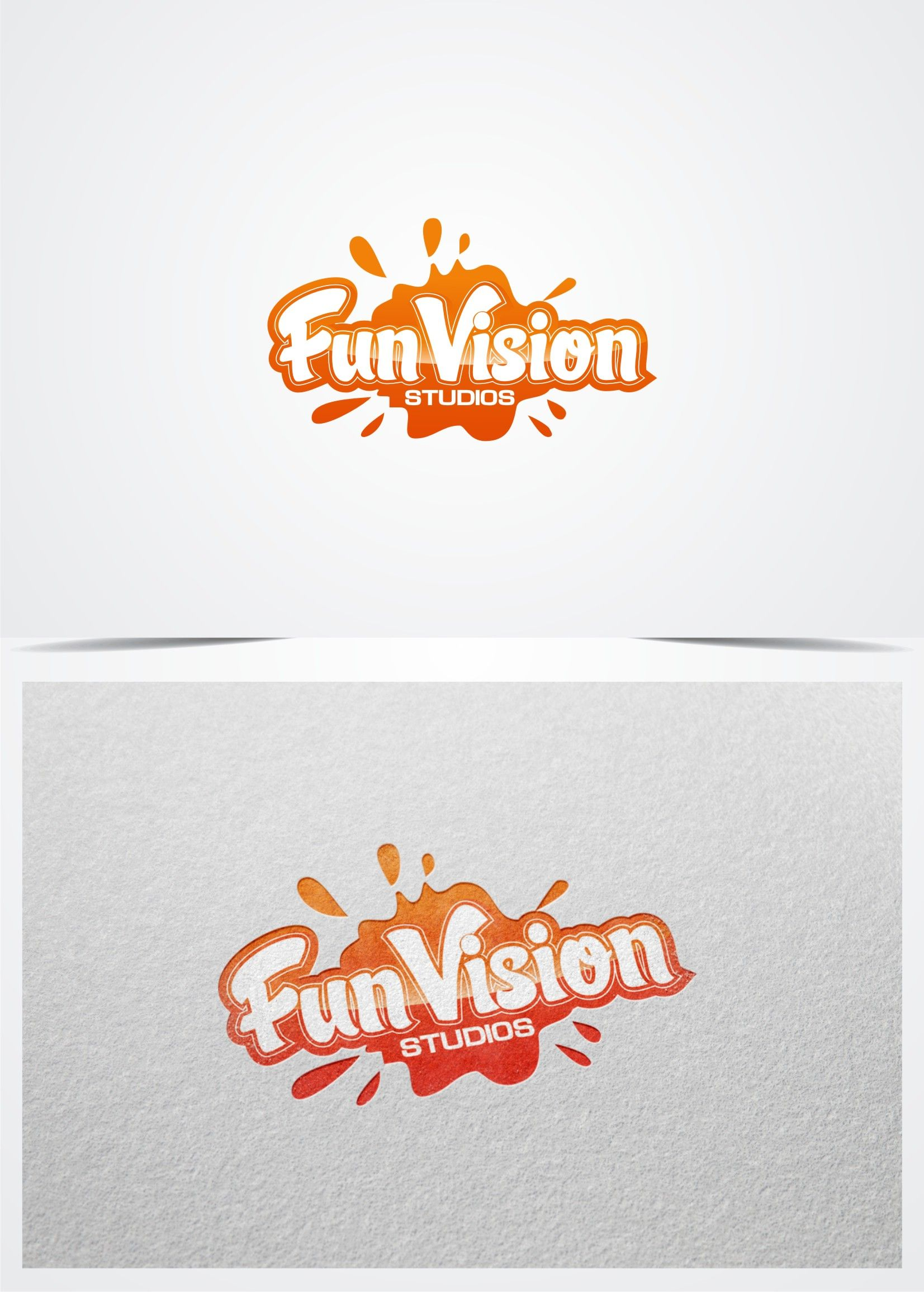 New logo wanted for Fun Vision Studios - a small indie game studio